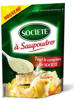 Societe se lance dans du fromage à saupoudrer - Mai 2015