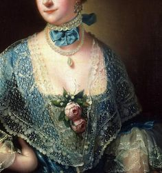 Mrs Andrew Lindington by Joseph Wright of Derby