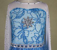Vestido Infantil Elsa Frozen Azul Festas Para Crianças Princ - R$ 77,99 em Mercado Livre