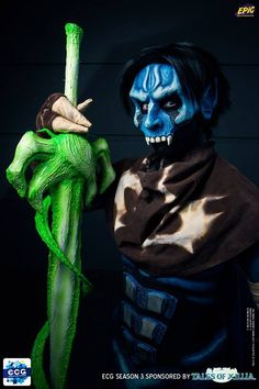 AMAZING Raziel cosplay