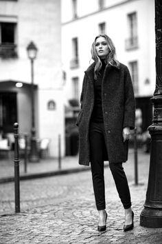 Boulezar Autumn | Winter 2015 campaign shot in Paris. Visit www.boulezar.com or www.facebook.com/boulezar for more...