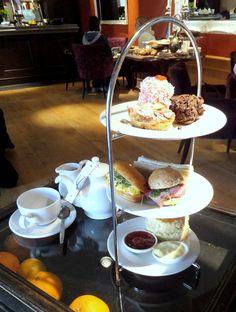 Afternoon Tea at Edinburgh Castle