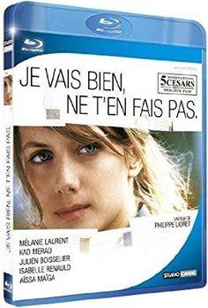Je vais bien, ne t'en fais pas. [Blu-ray] Vincent Lindon, Ray Film, Dvd Blu Ray, Movies, Movie Posters, Melanie Laurent, Film Poster, Films, Popcorn Posters