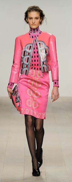 Holly Fulton — A/W 2012