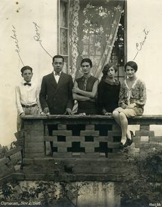 Archivo del Museo Frida Kahlo 1/20