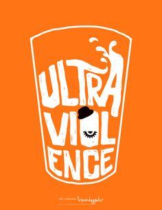 """""""Quizás el hombre que elige el mal, es en cierto modo mejor que aquel a quien se le impone el bien."""" - A Clockwork Orange -"""