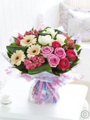 Mother's Day Majestic Hand-tied with Chocolate Truffles Mothers Day Flower Delivery, Flower Delivery Service, Mothers Day Flowers, Send Flowers, Fresh Flowers, Funeral Flower Arrangements, Funeral Flowers, Dublin, Bouquet