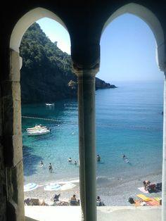 Abbazia di san Fruttuoso - Camogli, Genova, Italy