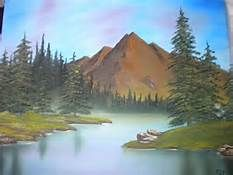 bob ross original paintings - Yahoo Image Search Results