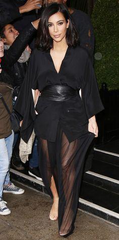 Kim Kardashian from #InStyle