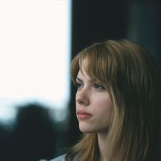 Scarlett Johansson - Lost In Translation