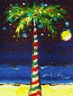 sip n strokes is calling my name! Christmas Palm Tree, Watercolor Christmas Tree, Christmas Paintings On Canvas, Tropical Christmas, Christmas Canvas, Beach Christmas, Coastal Christmas, Christmas Signs, Christmas Diy