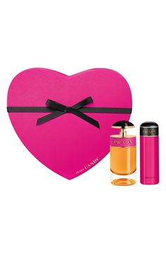 Nothing quite says 'love' like this Prada 'Candy' Set. She's bound to love it!