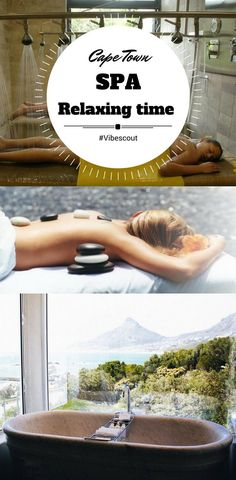 Feeling stressed? Need some time only for you? Cape Town is home of many luxury Spas.