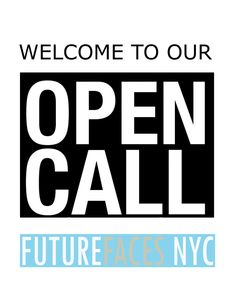 OPEN CALL TOMORROW!!!!!!!! FUTURE FACES NYC OPEN CASTING CALL FOR NEW KIDS & TEENS TOMORROW BTW 4pm to 6pm. PLEASE SHARE.  Location: 747 3rd Avenue (at 46th Street), New York, NY 10017 When: TOMORROW, Saturday December 6th 2014 Time: 4pm -6pm Bring at least 2 printed photos of your child.