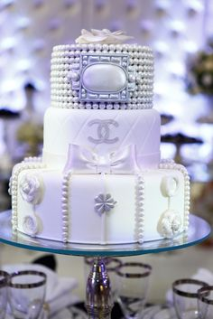 Chanel, perfect for a chanel bridal shower