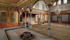 Topkapi Palace Harem|Turkey