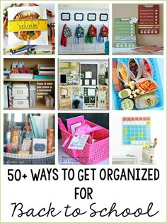 These enjoyable finds and simple fix-ups will assist you improve early morning routines and weeknight dinners, cut back on research stress, and turn y... The New School, New School Year, Going Back To School, Law School, First Day Of School, What Is Parenting, Kids And Parenting, Back To School Organization, Organization Hacks