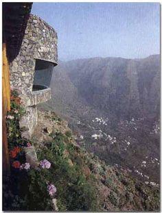 Mirador del Palmarejo, La Gomera - César Manrique