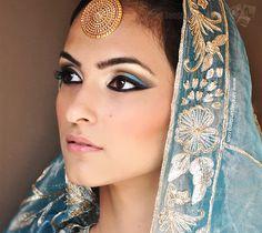 63 Trendy Ideas For Pakistani Bridal Makeup Brides Desi Wedding Pakistani Makeup Looks, Pakistani Bridal Makeup, Beautiful Bridal Makeup, Desi Wedding, Wedding Ideas, Nail Accessories, Professional Makeup Artist, Bridal Looks, Hair Jewelry