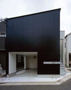 「ニワ」のある家・間取り(東京都練馬区) | 注文住宅なら建築設計事務所 フリーダムアーキテクツデザイン