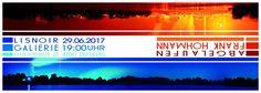 """Ausstellung in der Galerie LISNOIR """"ABGELAUFEN"""" Vernissage:  Donnerstag den, 29. Juni um 19.00 Uhr  vom 01. Juni  bis 23. Juli 2017 Galerie Lisnoir,  Düsseldofer Straße 32, 47051 Duisburg (Eingang am Parkhaus über Heuserstraße)"""