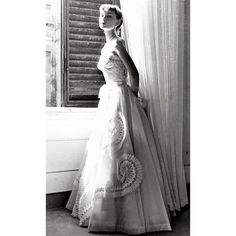 Audrey Hepburn, early 50's