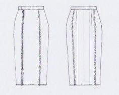 MERAKI Project Iceland // FW2015 // Mountain (skirt)