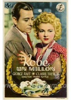ROBÉ UN MILLÓN - 1939