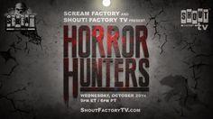 SCREAM FACTORY AND SHOUT! FACTORY ANNOUNCE ORIGINAL SERIES 'HORROR HUNTER'
