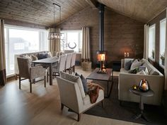 Chalet Interior, Bohinj, Contemporary Home Furniture, Bedroom Wall Designs, Timber House, Interior Decorating, Interior Design, Cabins And Cottages, Cabin Homes