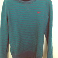 Nike SweatShirt Vintage style Nike Sweatshirt. Size medium but runs small. Nike Sweaters