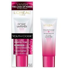 L'Oreal Paris Youth Code Texture Perfector Pore Vanisher - 1.4 fl oz