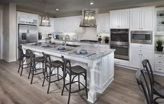 Pradera. Gourmet Kitchen. Everything's Included. Residence 2. New Homes. Escondido. California. Now Open. Real Estate.