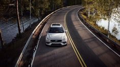 Volvo moves its sleek, sexy wagon design down the line with all-new Volvo Estate, Volvo V60, New Ferrari, Maserati Granturismo, Car In The World, Car Wallpapers, Wallpaper S, Motor Car, Cars And Motorcycles
