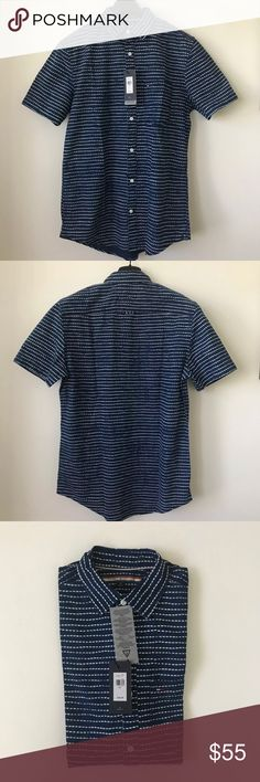 Tommy Hilfiger Men's Button-Down Polo, Small NWT,Men's Button-Down Polo,Size-Small, Orig Price-$64.99 Tommy Hilfiger Shirts Casual Button Down Shirts