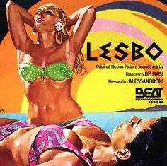 Alessandro Alessandroni/Francesco DeMasi : Lesbo (limited edition ...