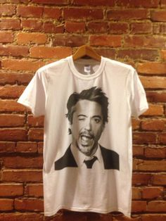 ROBERT DOWNEY Jr Unisex T-Shirt