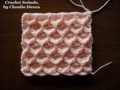 CROCHET GRAND HEXAGONS . CROCHET HEXÁGONOS GRANDIOSOS, My Crafts and DIY Projects