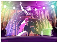 "the-upupupuuu-thing: "" Birthday parties. Danganronpa Ibuki, Super Danganronpa, Ibuki Mioda, Pink Blood, Trigger Happy Havoc, Danganronpa Characters, Best Waifu, Manga, Kawaii Anime"