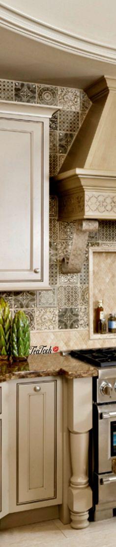 ❈Téa Tosh❈ DESIGN CLASSICS… KITCHENS #KitchenDesign #perfecthomes #teatosh 21c