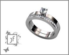 Vigsel och förlovning | Jewellery by Jenny - unika smycken för alla tillfällen i livet! - Part 7