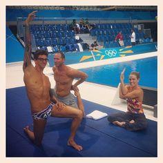 nataliecoughlin's photo of London 2012 venue - Aquatics Centre on Instagram