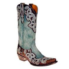 cowboy boots :D