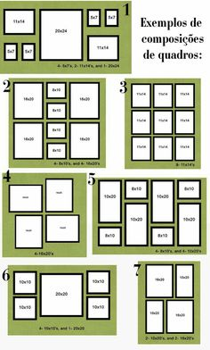 Gallery walls create a neat and streamlined look when you have a bunch of frames that you'd like to hang on the same wall.How to Create a Family Wall of Photos or Family Gallery Wall. Easy tips and tricks to have a beautiful display in y Gallery Wall Layout, Photo Wall Layout, Picture Blog, Family Wall, Family Photo Walls, Family Room, Home Decor Pictures, Frames On Wall, Diy Picture Frames On The Wall