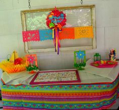 Mexican Fiesta Birthday Birthday Party Ideas   Photo 1 of 37   Catch My Party