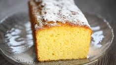 Enkel og saftig appelsinkake   Godt.no Piece Of Cakes, Vanilla Cake, Banana Bread, Sweet Tooth, Sweet Treats, Deserts, Food And Drink, Yummy Food, Sweets