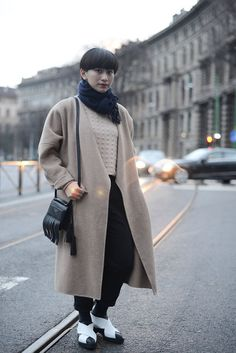 Ayu Ananto Photos: Street Style - Day 1 - Milan Menswear Fashion Week Fall/Winter 2015/2016