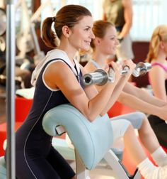 Lighter side: gym time is good for more than just  #physical #fitness
