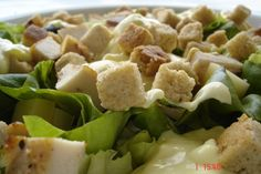 Reteta culinara Salata verde cu pui si sos picant de iaurt din categoria Aperitive. Cum sa faci Salata verde cu pui si sos picant de iaurt Carne, Potato Salad, Good Food, Potatoes, Meat, Chicken, Ethnic Recipes, Salads, Potato